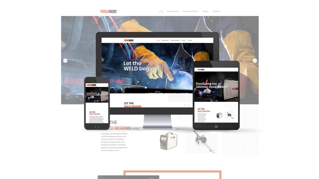 Catálogo on-line Weldkor